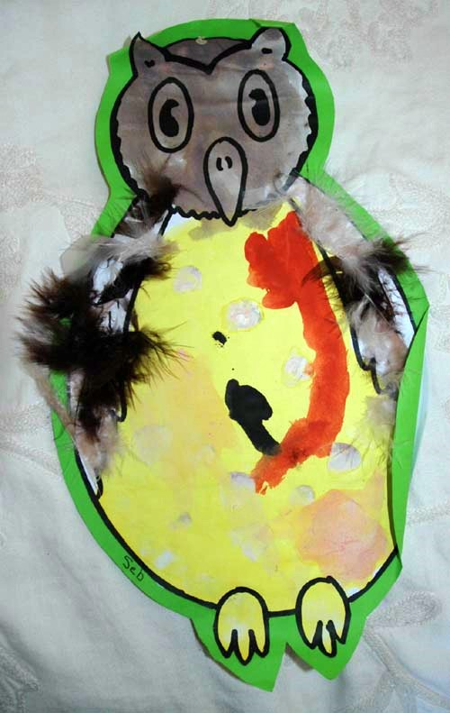 Seb art1 - 2008 - owl