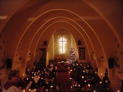 Union church chr eve 08