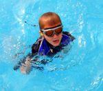 Apr09 - seb swims