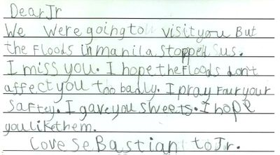 Jr letter
