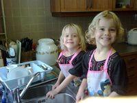 Washing dishes feb 15-2010