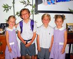 First day school - august 2010