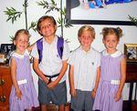 First day school - august 2010