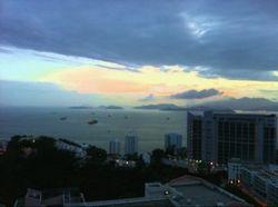 122 sunset - june 2011