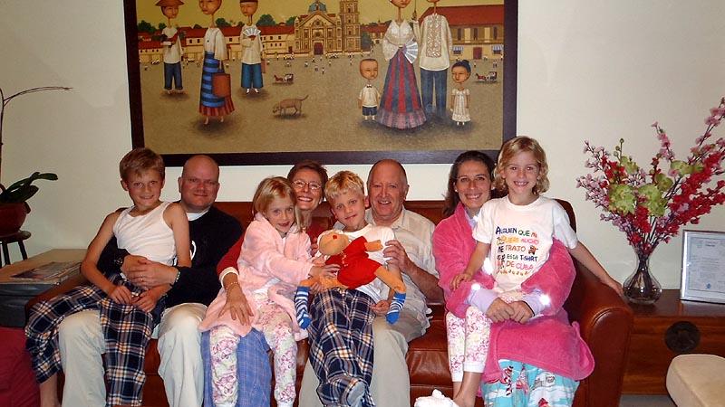 Family - feb 2012