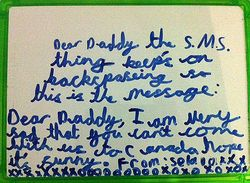 Sela message - june 2012