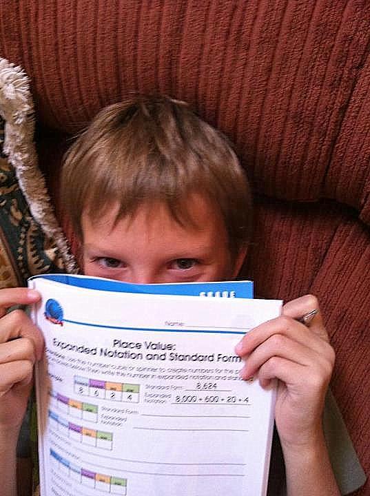 Seb homework - july 2012