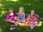 Three girls - july 2012