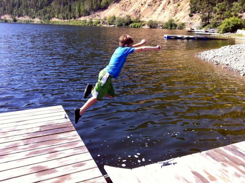 Seb jumps - jul 2012