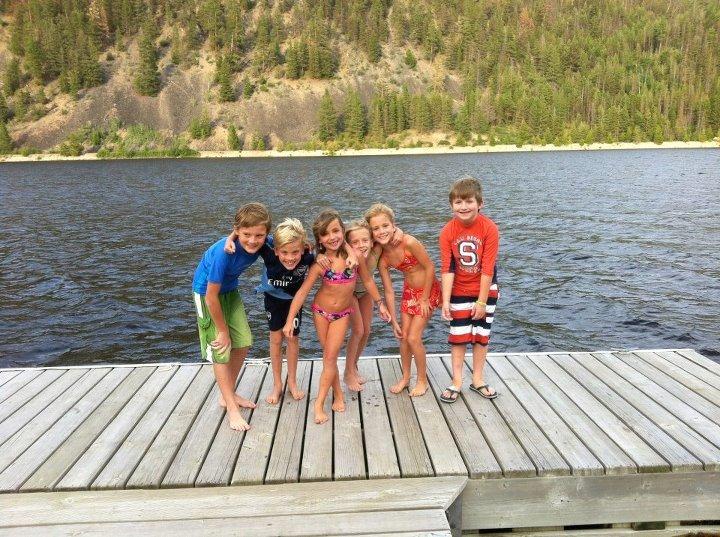 Kids on dock - jul 2012 b