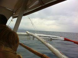 Boat pontoons