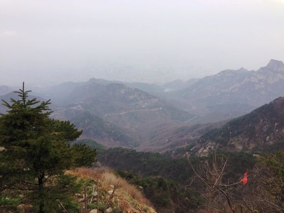 Views of Tai Mountain