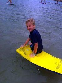 Jasper - surfing 1 may 2013