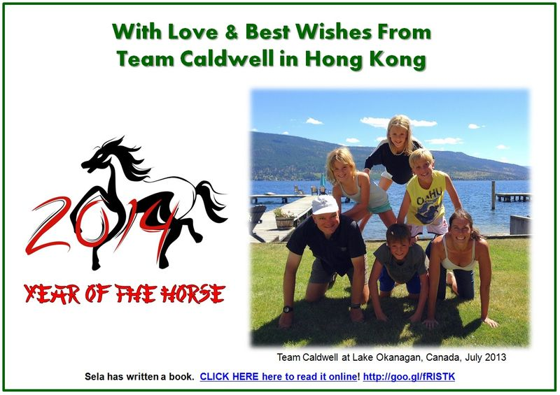 Caldwell year of the horse