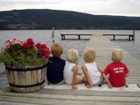 Aug07_kids_on_dock2_2